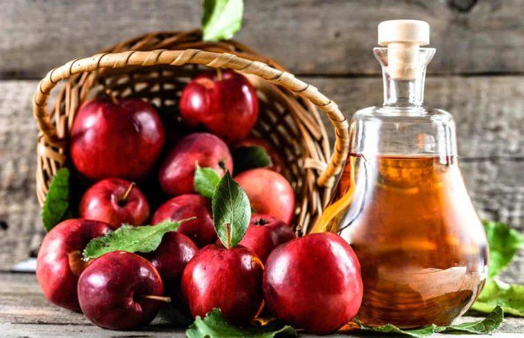 qualsiasi aceto di mele viene usato per perdere peso